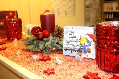 Montessori Grundschule Hangelsberg_Eine kleine vorweihnachtliche Überraschung..._Dezember 2017_1