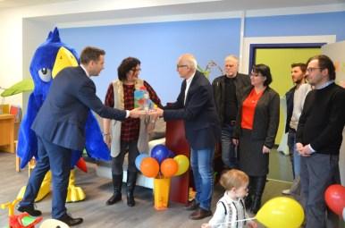 Montessori Grundschule KW_Eröffnung der Eltern-Kind-Gruppe Königs Wusterhausen_19