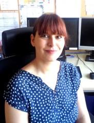 Montessori Grundschule KW_Unsere neue Sekretärin_Jessika Staedt