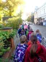 Montessori Grundschule Königs Wusterhausen_4.-Klässler unterwegs in Königs Wusterhausen_5