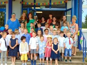 Montessori Grundschule Königs Wusterhausen_Einschulung Schuljahr 2019-20_8