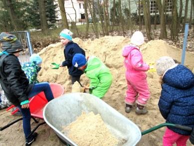 Montessori Kinderhaus Hangelsberg_Sandaktion_Marz 2017_1