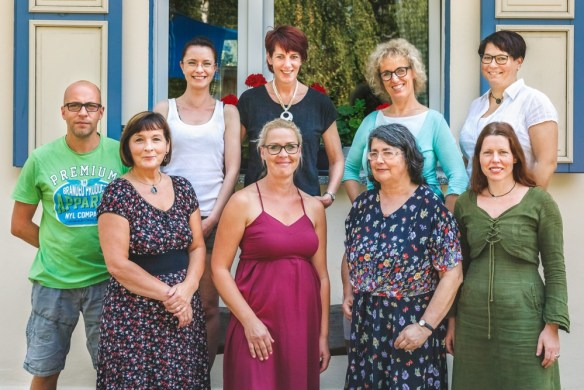 Montessori Kinderhaus Hangelsberg_Unser Team 2016