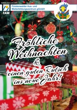 FAW_Fröhliche Weihnachten 2017
