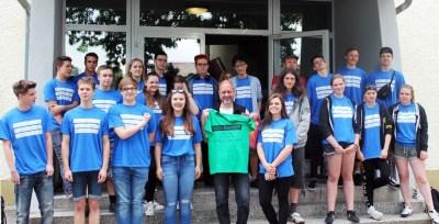 Montesssori Oberschule Hangelsberg_Überraschung zur Abschlussfahrt 2017_3