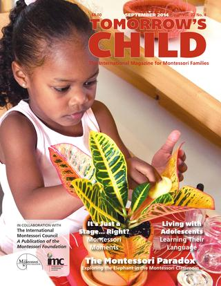 Tomorrow's Child / August 2014