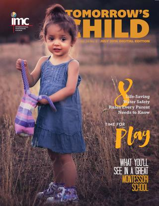 Tomorrow's Child / July 2016