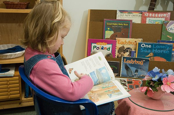 Dear Cathie: What to Look for in a Preschool?