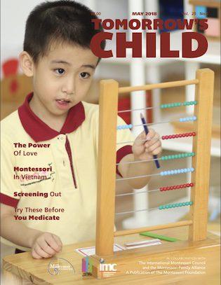 Tomorrow's Child – May, 2018