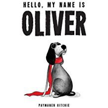 Book Review: Hello, My Name is Oliver