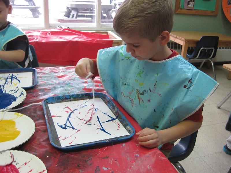 Arts And Crafts Countryside Montessori School
