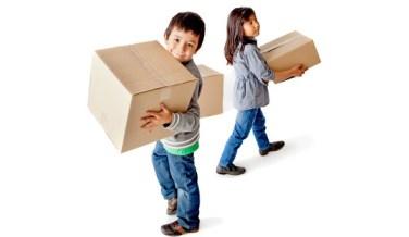 çocukla taşınma rehberi