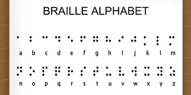 BRAILLE ALFABESİ NEDİR ?