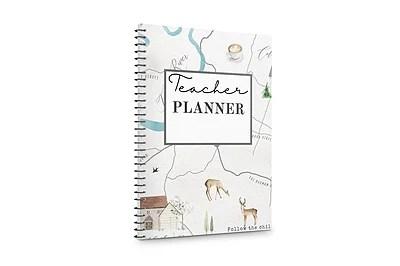 Editable Planner for Montessori Teachers