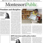 MontessoriPublic—Print Edition<br>Volume 3, Number 2: Policy and Advocacy