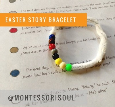 Easer Story – story bracelet