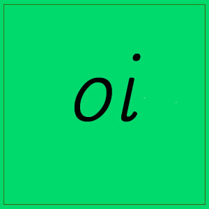 oi sound with letters