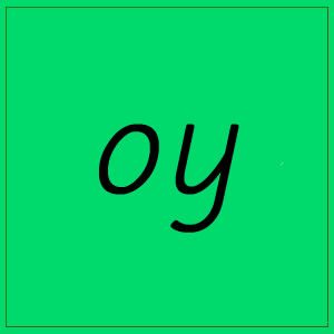 oy – sounds