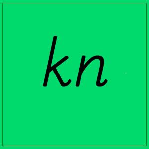 kn- sounds