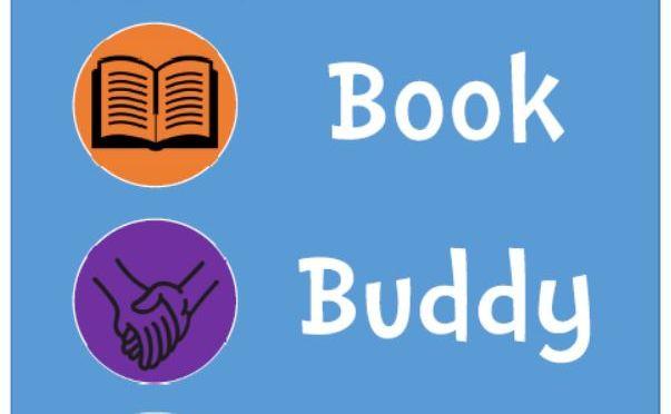 Brain Book Buddy Boss Poster