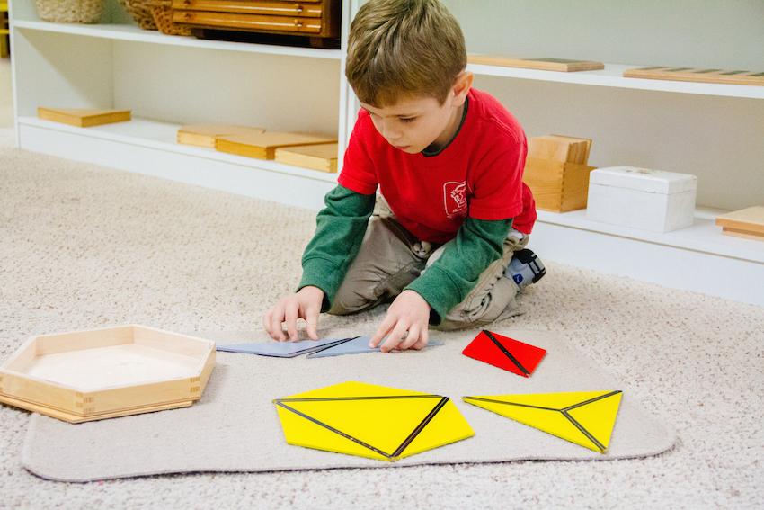 Montessori Tampa Sensorial