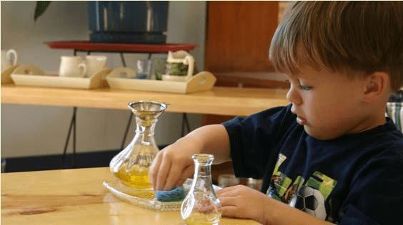 Qu es la vida prctica Montessori