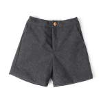 Pantalón formal corto