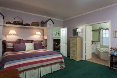 Scissor Tail Cottage at the Montford Inn, Norman Oklahoma hotel and bed and breakfast