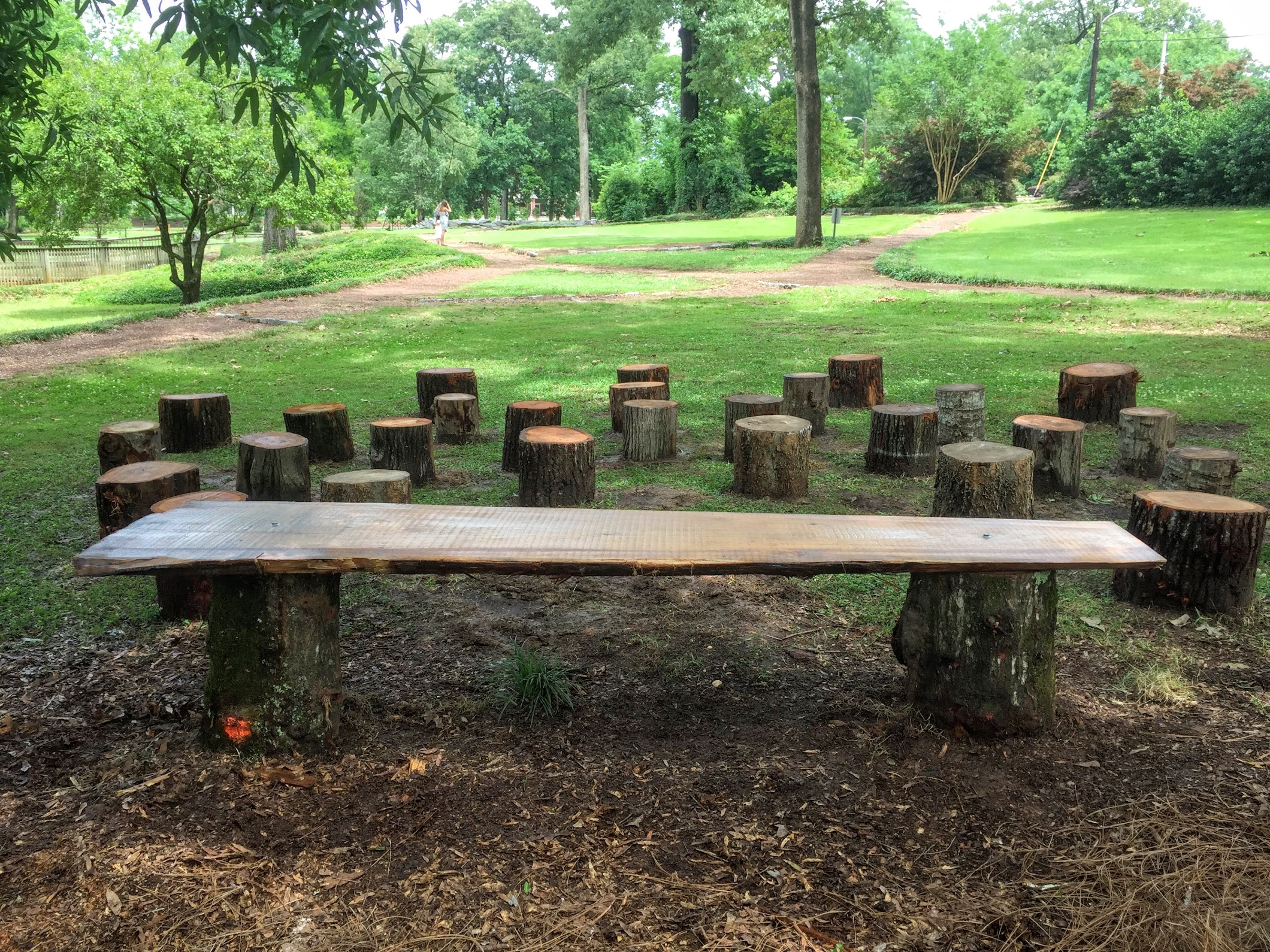 Tremendous Eagle Scout Candidate Completes Outdoor Classroom Uwap Interior Chair Design Uwaporg