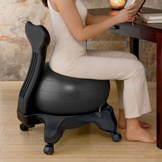 yoga ball chair 09
