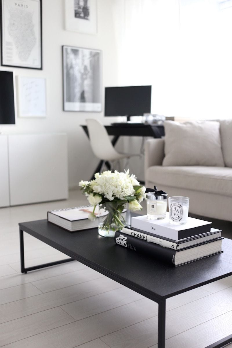 How To Decorate A Coffee Table Montgomery S Furniture