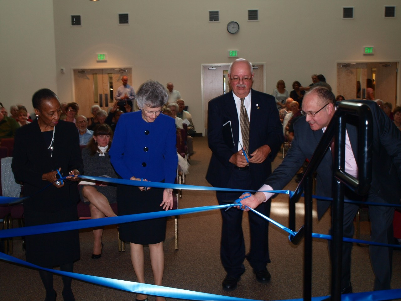 Our Grand Opening Celebration/Dedication