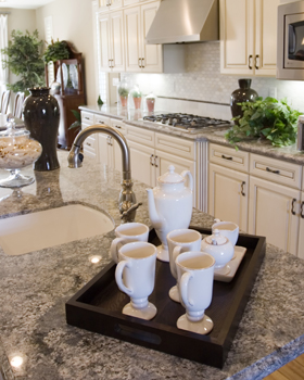 Mont Surfaces Collection  Natural Stone  Granite Colors  Fine Natural Stone Collection