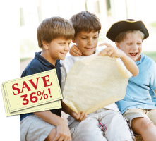 Summer Family Savings at Monticello