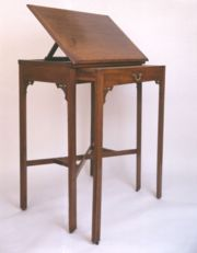 Tall Adaptable Desk. Thomas Jefferson Foundation, Inc.