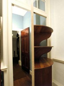 Revolving Serving Door  Thomas Jeffersons Monticello