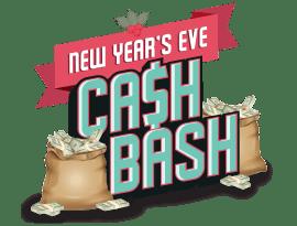 New Year's Eve Cash Bash