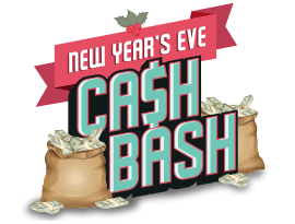 New Year's Eve Cash Bash