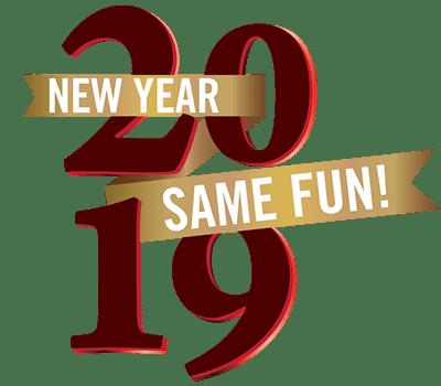 New Year Same Fun