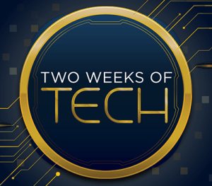 Two Weeks of Tech