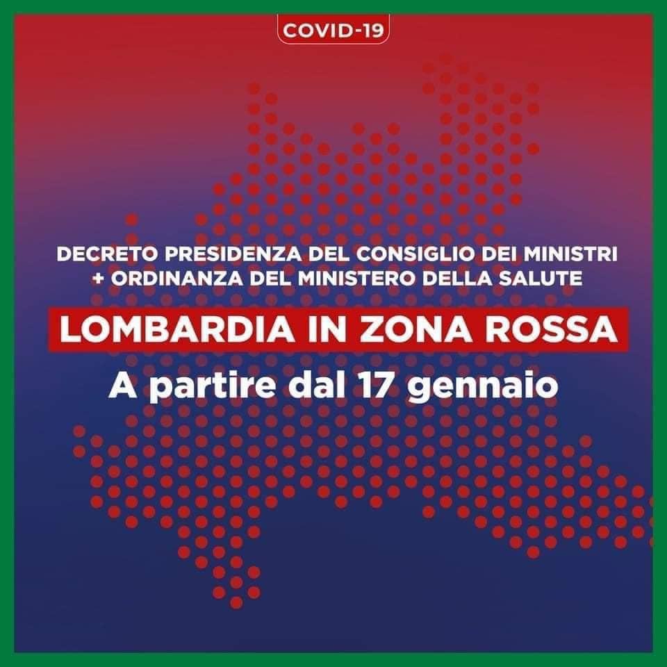 Lombardia Zona Rossa