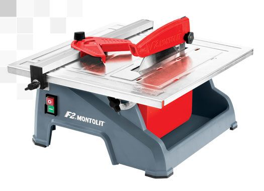 electric tile saw for cutting small