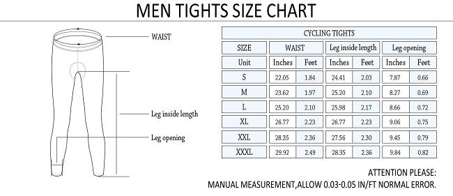 Monton 2015 Cycling Tights for Men, Lycra Cycling Tights