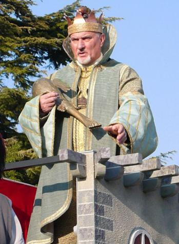Giancarlo Brunelli - Re del Magnaron 2011
