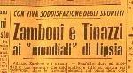 24 luglio 1960