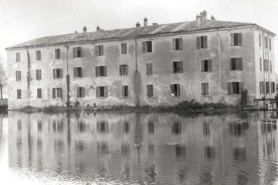 """Il """"camillion vecio"""" sul Fontanon"""