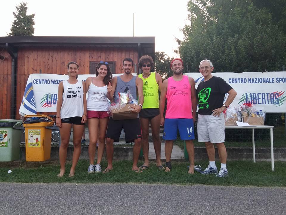 green volley 2016 Don't worry birretta 3