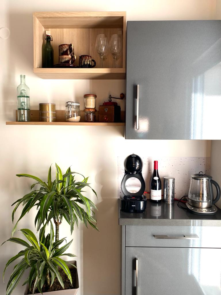 Détail décoration Cuisine ERVA