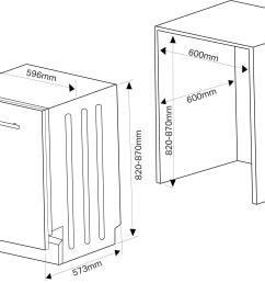 dishwasher plumbing diagram [ 2843 x 2013 Pixel ]