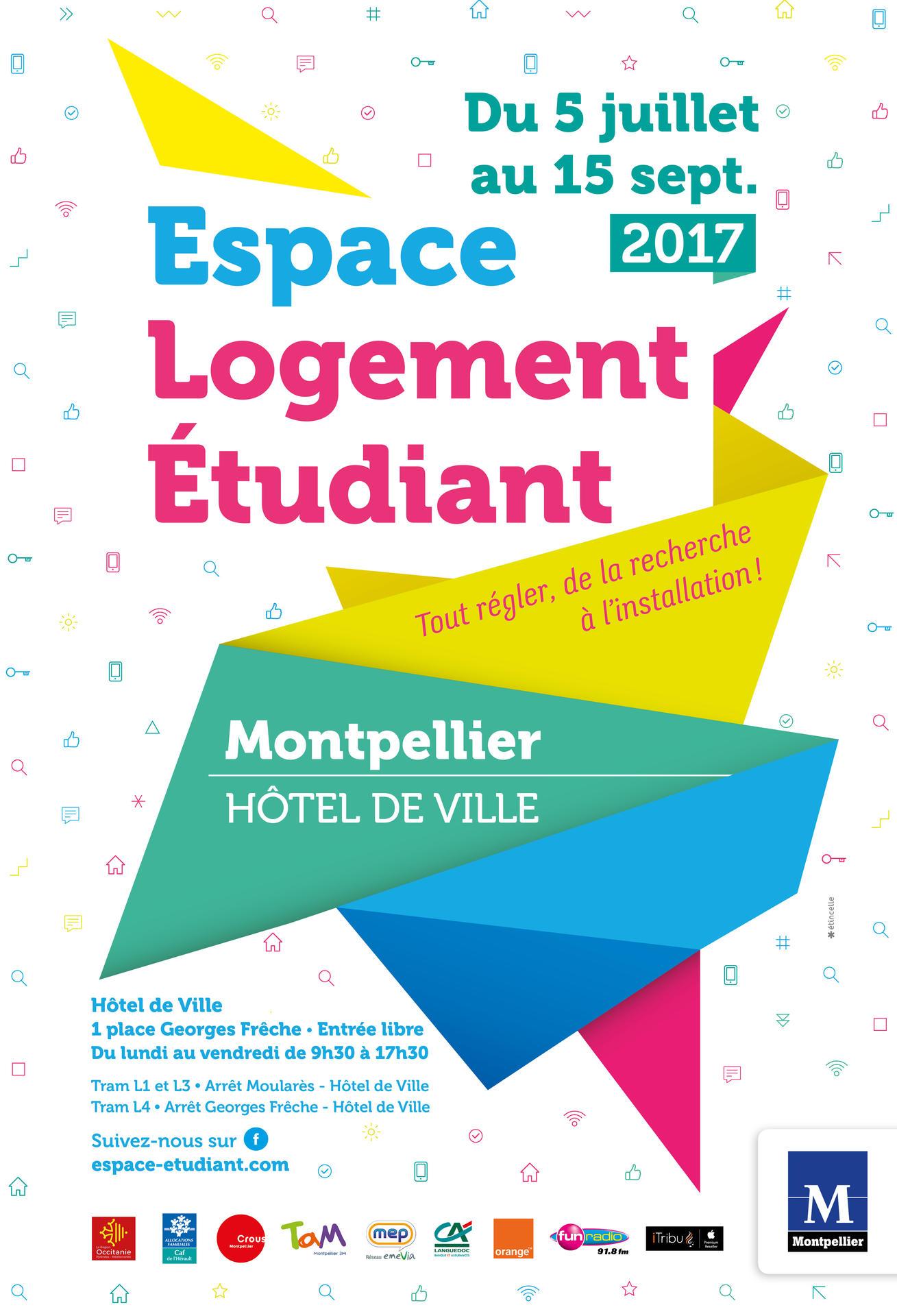 Logement jeunes et tudiants  Montpellier  Ville de Montpellier